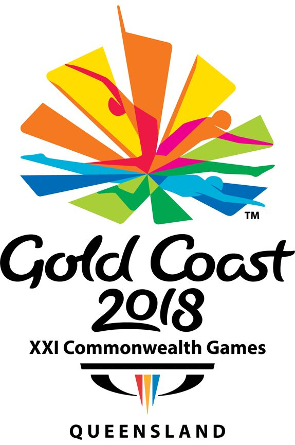 2018 Commonwealth Games Logo - Gold Coast, Australia Designed by WiteKite