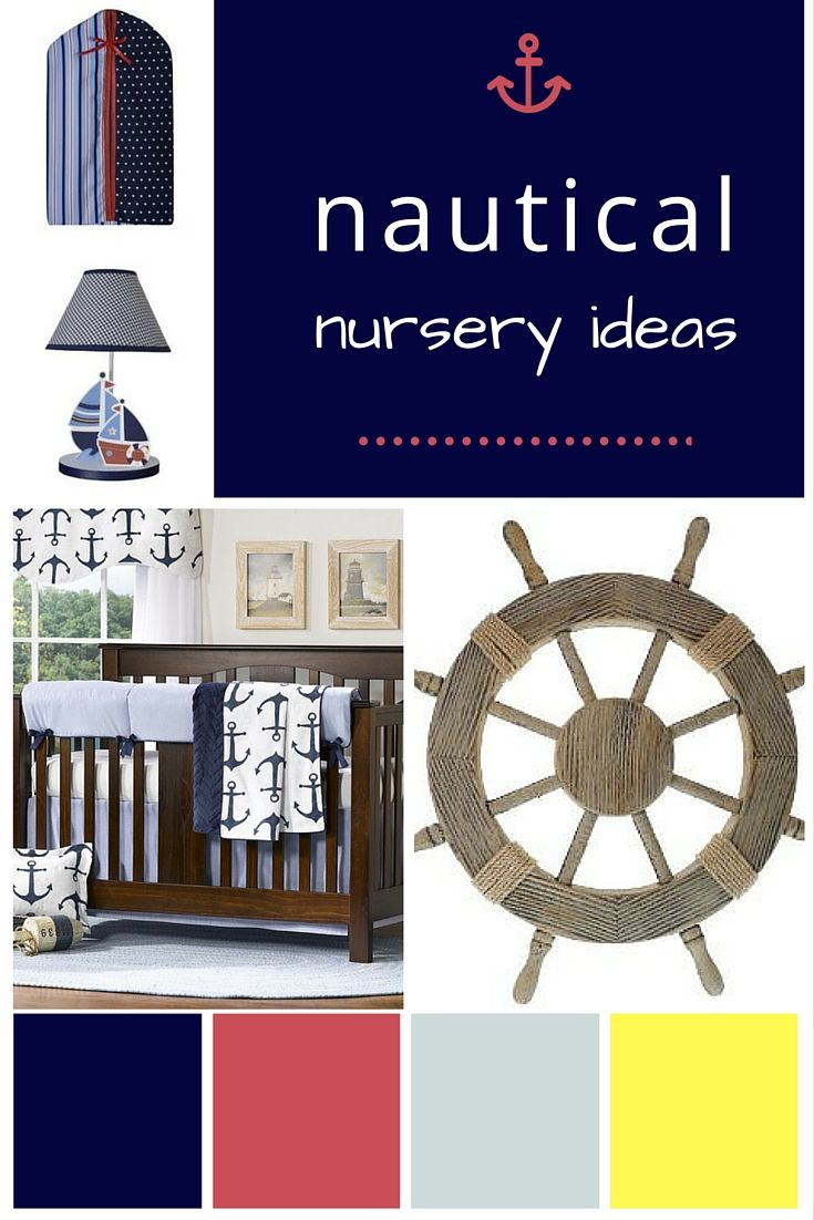 Create The Nautical Baby Nursery Of Your Dreams At Bambibaby