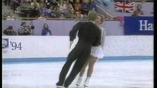 Jayne Torvill & Christopher Dean (GBR) - 1994 Lillehammer, Ice Dancing, Free Dance