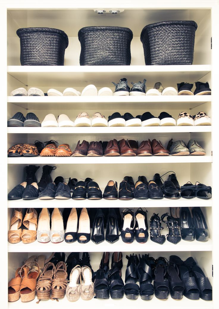 Playtime. www.thecoveteur.com/stacey-todd: Dreams Closet, Shoes Stores, Closet Organizations, Shoes Spaces, Shoes Cupboards, Shoes Organizations, Shoes Closet, Closet Confidants, Awesome Closet