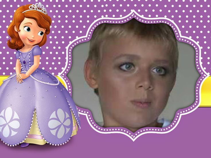 if I'm going to be a Princess, I want to wear make-up said Kevin