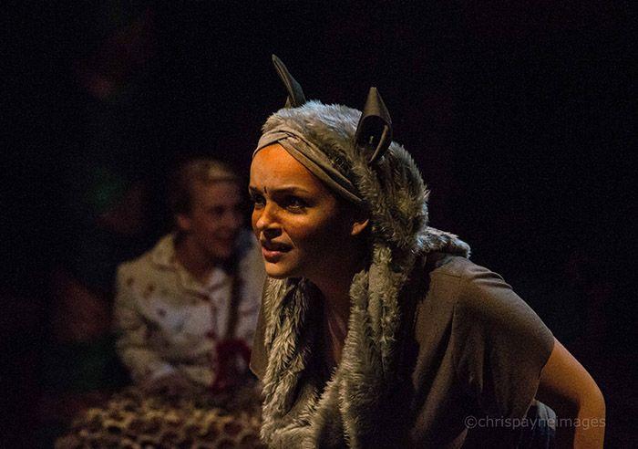 ALRA Drama School production of The Jungle Book