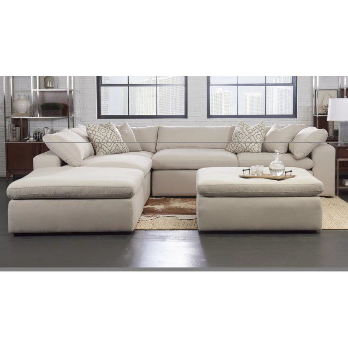 Phenomenal Kadence Reversible Modular Sectional With Ottoman In 2019 Gmtry Best Dining Table And Chair Ideas Images Gmtryco