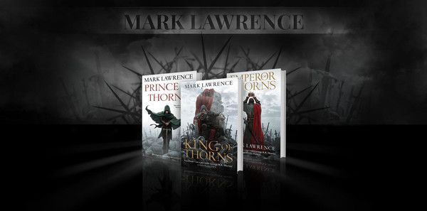 Grimdark Magazine interviews Mark Lawrence | Grimdark Magazine