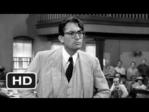To Kill a Mockingbird: Atticus Finch's Closing Argument Essay