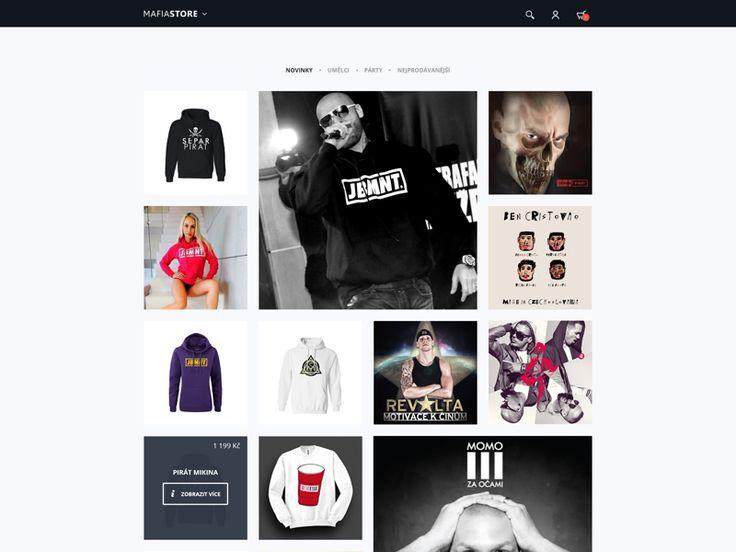 Mafia Store (e-shop)