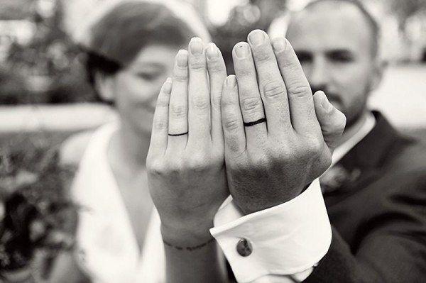 Тату вместо обручального кольца (28 фото)