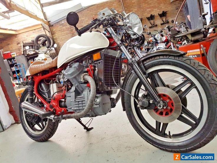 Honda CX500 Cafe Racer #honda #cx500 #forsale #australia