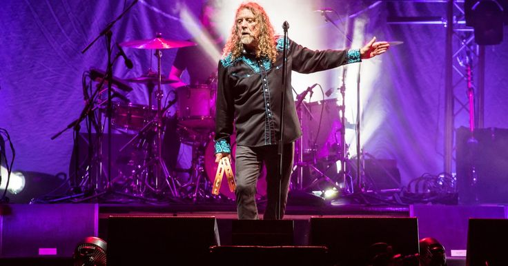 Robert Plant Announces 'Carry Fire' North American Tour #headphones #music #headphones
