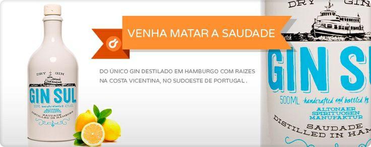 GIN SUL - Buy online in www.estadoliquido.pt