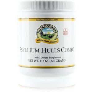 Psyllium Hulls Combination (bulk powder 320g) – My Sunshine Canada