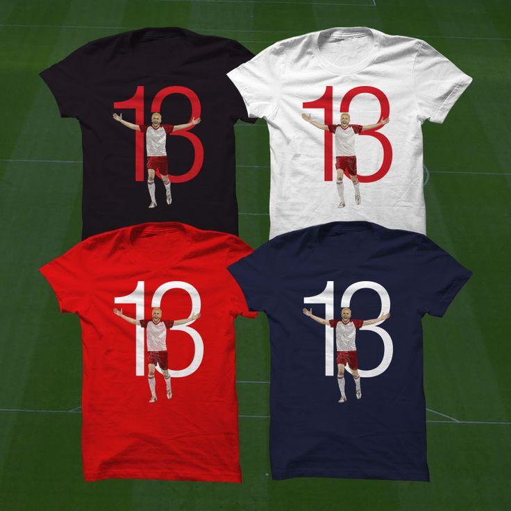 Red Bulls Grella Shirt New York Red bulls T-Shirt   - Size S to Xxxl -Custom Apparel Football, futbol, soccer, NY Red Bulls by Graphics17 on Etsy