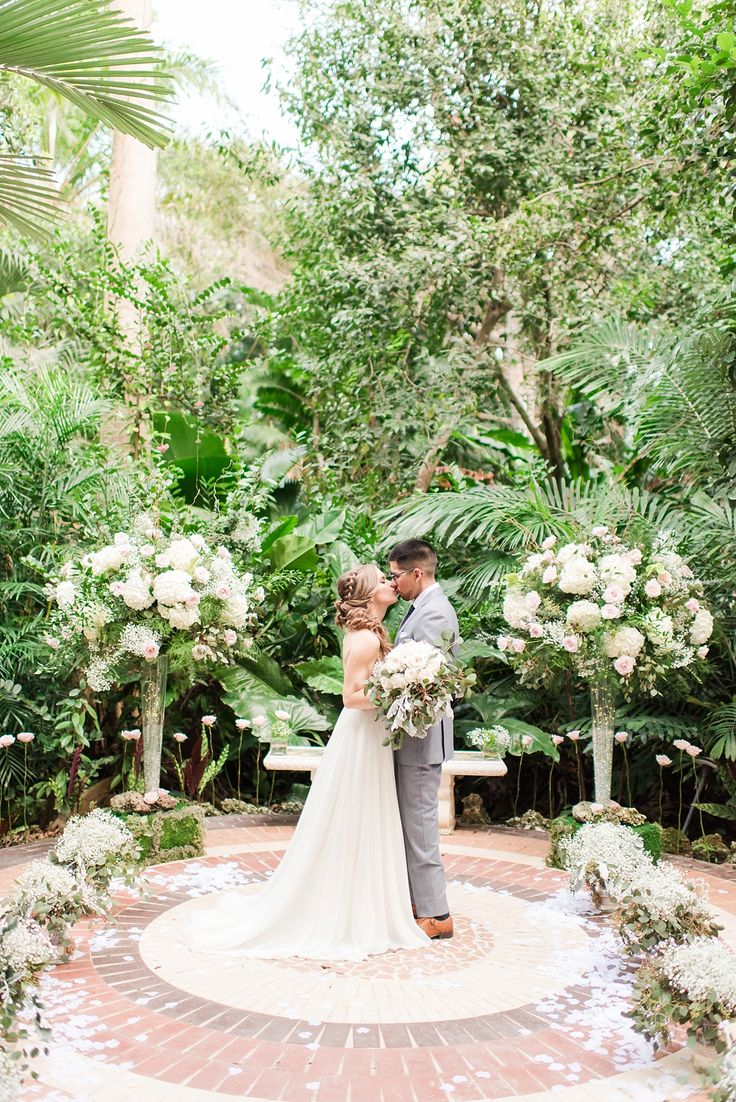 Pinecrest Gardens Elopement By Kristy Vic Photography