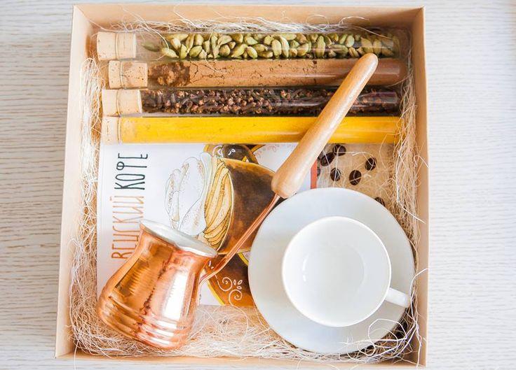 Мы не гадаем на кофейной гуще, а знаем точно! А вы можете погадать на Новый год. Кофейный набор для бодрости и энергии.…