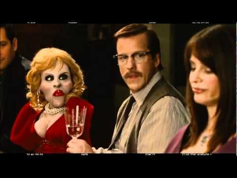 Dinner For Schmucks - Bloopers. ~ TOO FUNNY AND O LOVE PAUL RUDD