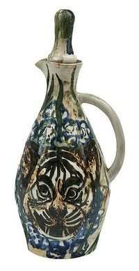 POTTERY. Thrown by Arthur Boyd and painted by John Perceval. Australia.