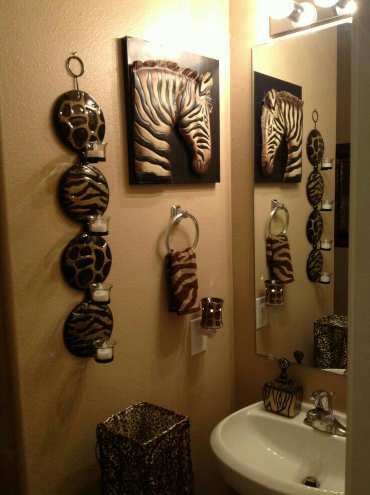 13 Best Safari Bathroom Ideas.. Images On Pinterest