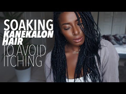 Crochet Braids Itch : ... Itching + Irritation How To Treat Kanekalon Hair Before Braiding
