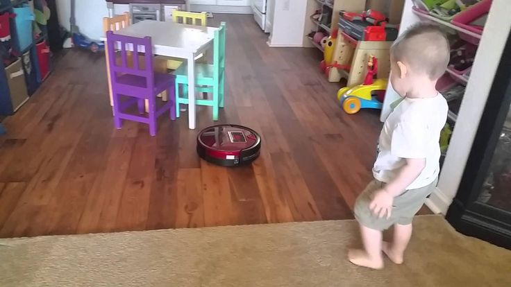 bObsweep PetHair Robotic Vacuum. https://www.youtube.com/watch?v=MYxhRD4RVmQ