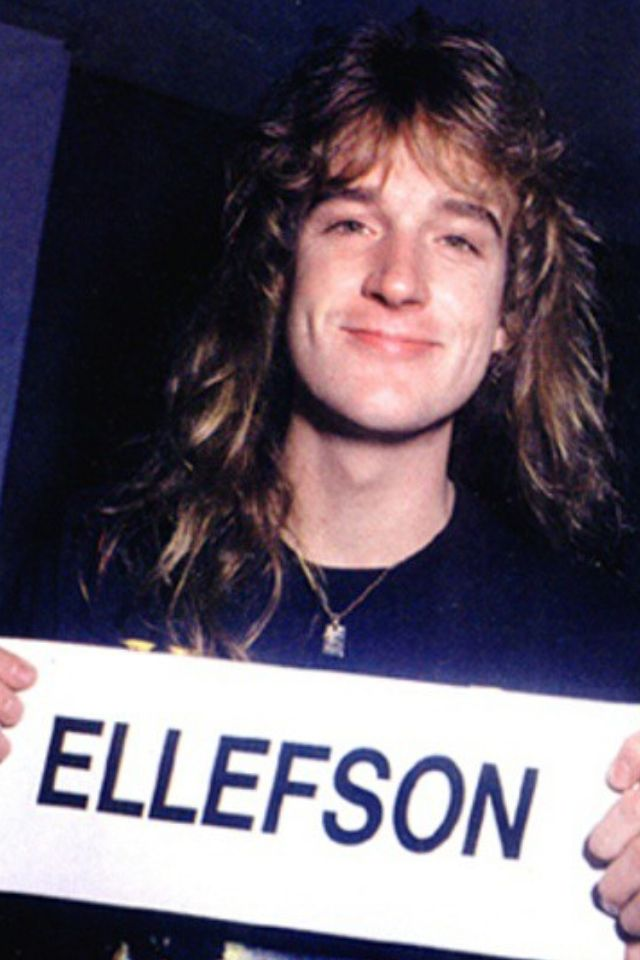 David Ellefson- Megadeth