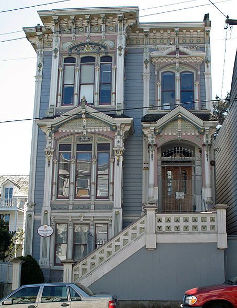 Mish House on San Francisco's Oak St