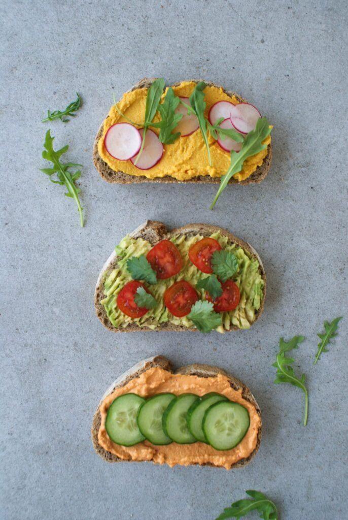 Betere Gezond beleg voor op brood (met afbeeldingen) | Gezonde recepten PO-08