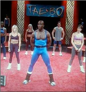 Billy Blanks Tae Bo Original 1998: Gotta love the outfit he's wearing in this video! LOL!