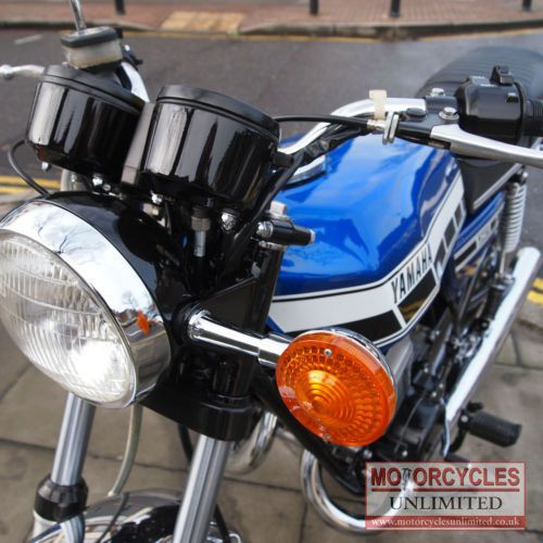 1976 Yamaha RD250 Classic Yamaha For Sale | Motorcycles Unlimited