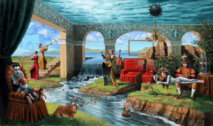 Michael Cheval - Bombastic Quintet of Eternal Youth
