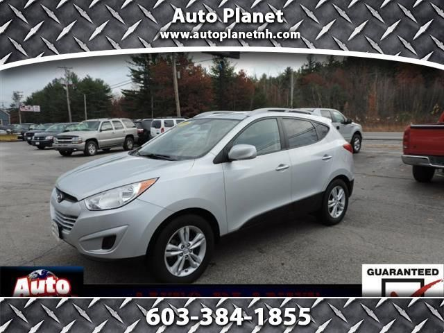 Used 2010 Hyundai Tucson Limited 4WD for Sale in Manchester NH 03103 Auto Planet, LLC