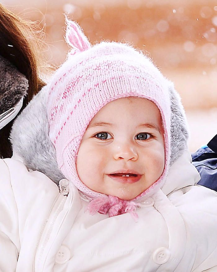 Happy birthday, Princess Charlotte! See how the British royal has grown.Charlotte's first year.