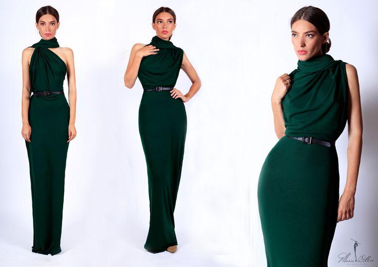 Versatile dress - Marie Ollie - www.marieollie.com