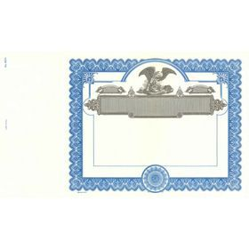 Goes 532 1/2 Printable Blank Certificate - Acorn Sales offers a wide range of stock certificates and #corporate supplies. Buy #Goes No. #532 1/2 Stock #Certificate online from Acorn Sales.