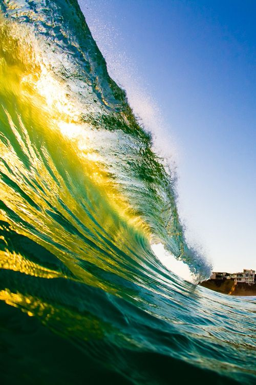 Laguna Beach Wave ~ California | By John Philoppots