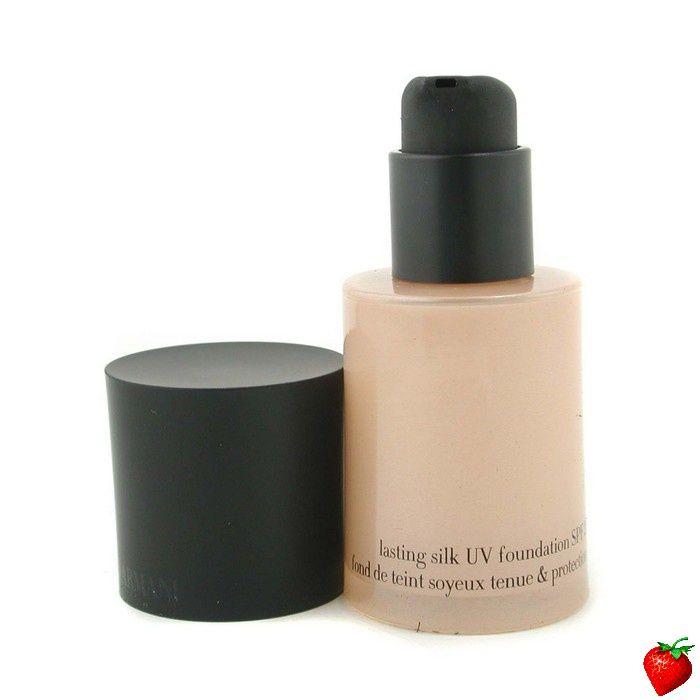 Giorgio Armani Lasting Silk UV Foundation SPF 20 - # 5.5 Natural Beige 30ml/1oz #GiorgioArmani #Makeup #UVFoundation #FREEShipping #StrawberryNET #HolidayGift #HotPick