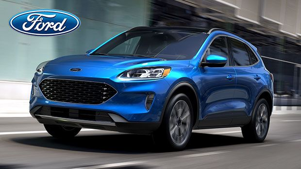 2020 Ford Escape Premium Compact Suv With An Advanced Ecoboost Engine Compact Suv Ford Escape Suv