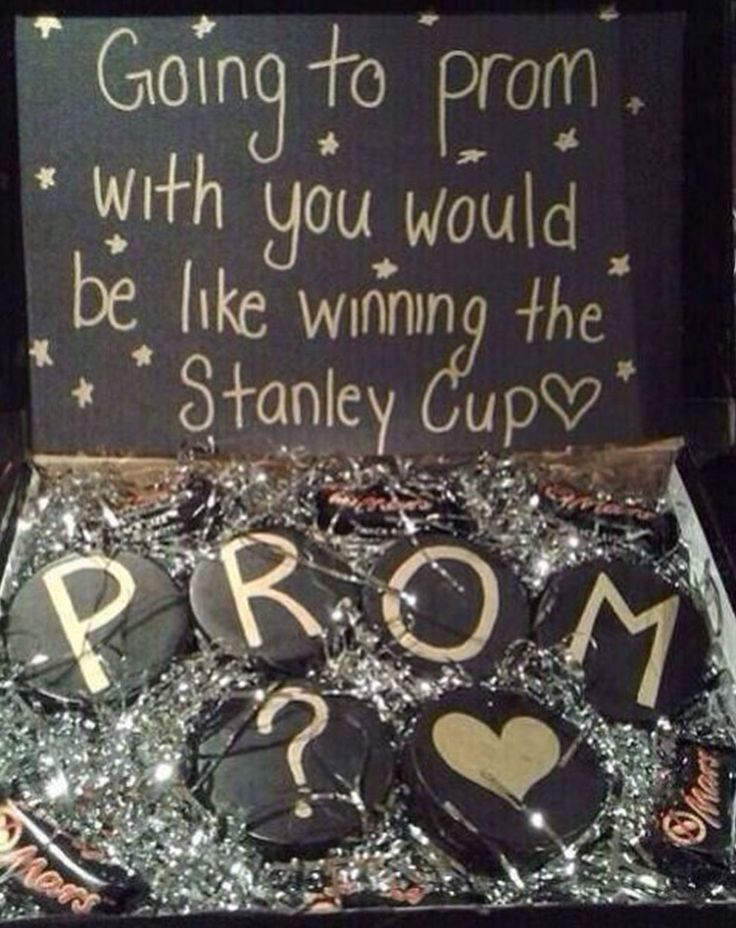 Best 25 cute prom proposals ideas on pinterest cute hoco 15 more creative ways to get asked to prom ccuart Gallery