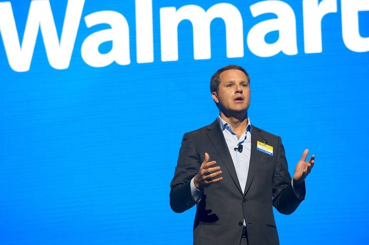 FAYETTEVILLE, Ark. (AP)(STL.News) — Walmart CEO Doug McMillon touted the company's investments in people and technology, but also said the company may have reached an employment peak and urged employees not to be afraid of automation.    Speaking F...