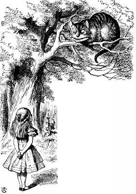 The ArtChoice Blog: Алиса в стране чудес. Отрисовки. Иллюстрации