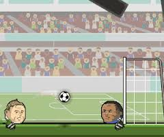 The best computer game ever. Sports Head Soccer 2