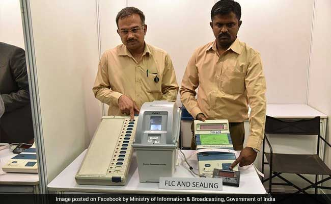Sharad Pawar's Nationalist Congress Party and the Left will try to prove that electronic voting machines (EVMs) can be rigged as the