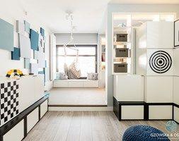 Pokój dla chłopca - Pokój dziecka, styl minimalistyczny - zdjęcie od Gzowska&Ossowska Pracownie Projektowania Wnętrz