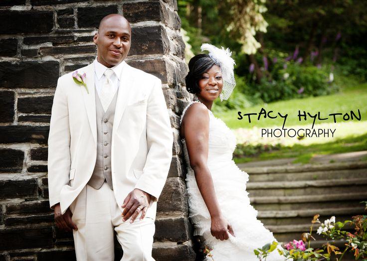Beautiful bride and groom.