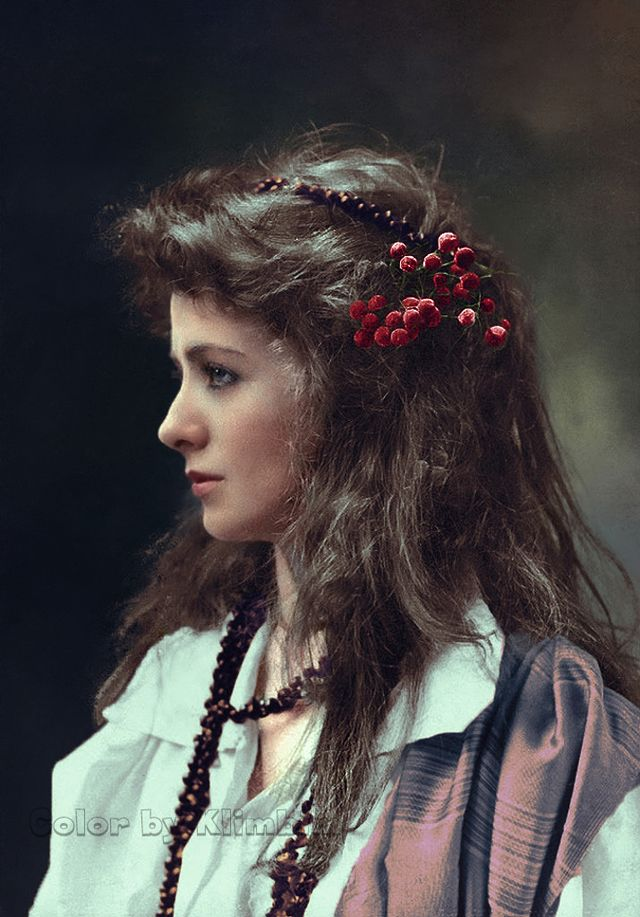 colorized victorian portraits 14