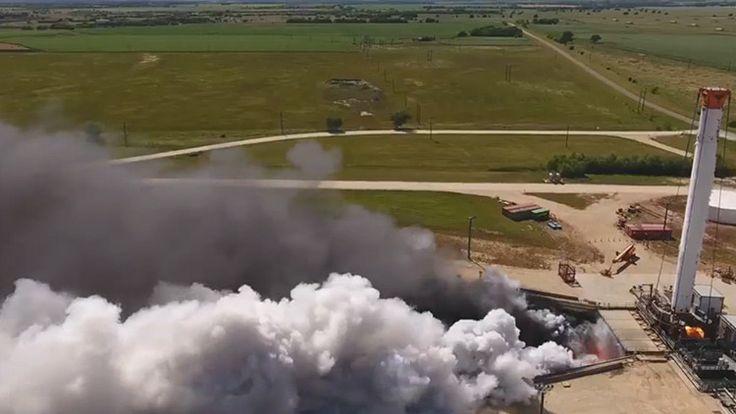 Primeras pruebas del cohete de SpaceX que podría llevar al hombre hasta Marte. Cohete Falcon Heavy.