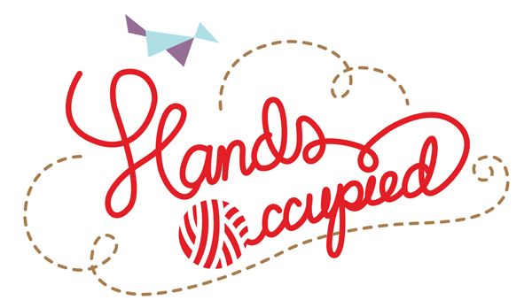 Hands Occupied is a fantastic website about knitting and crochet <3