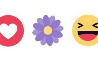 The Secret Reason Facebook Introduced The Purple Flower Reaction - http://viralfeels.com/the-secret-reason-facebook-introduced-the-purple-flower-reaction/