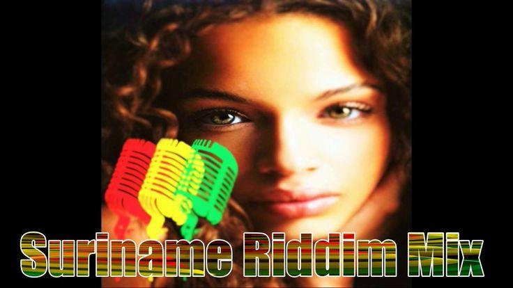 Suriname Riddim Mix Featuring Figaro