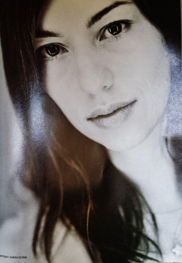 Sophia Coppola Celebrity Clipping Picture Photo Cutting Film Memorabilia Poster