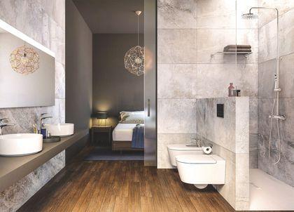 salle de bains des revtements et matriaux pour un relooking tendance - Ma Salle De Bainscom